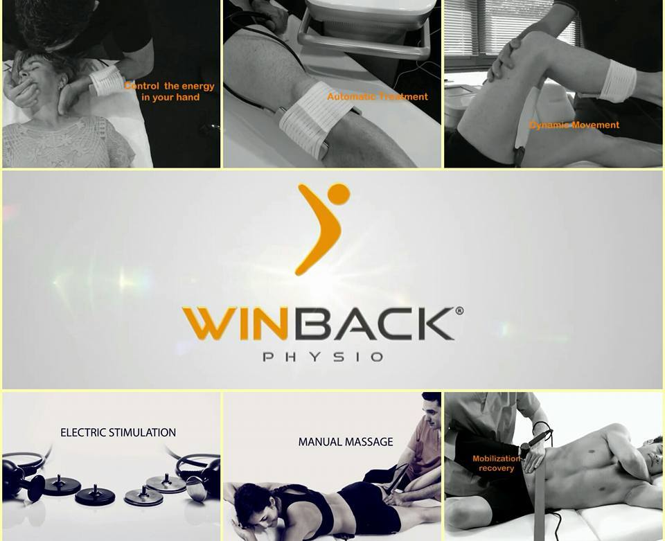 Winback- Terapia Tecar – Recastiga mobilitatea fară durere